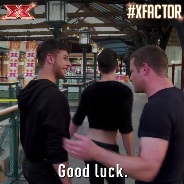 Strap your heels on and take on Wednesday like @radioleary and @TheCliqueWorld! 👠 #WorkItWednesday #XFactor https://t.co/flH7tasiTr