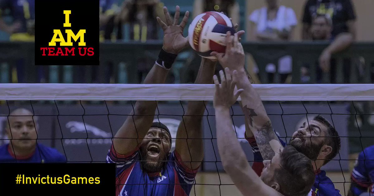 Are you ready? The #InvictusGames kick off today! Watch our #woundedwarriors shine. 📣 Cheer them on: https://t.co/ETtVNgAfyc #IG2017 🗣
