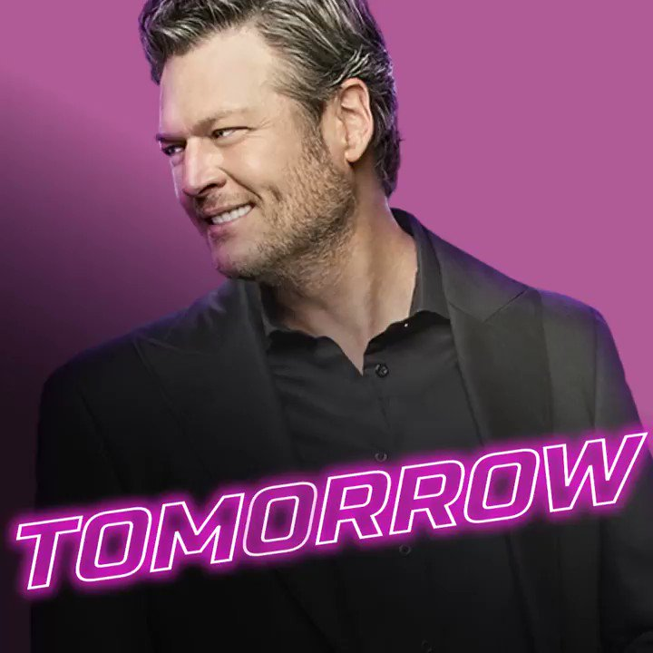 YEEHAW Y'ALL! #TheVoice is back tomorrow. 🤠 https://t.co/7Wtg9XofE4