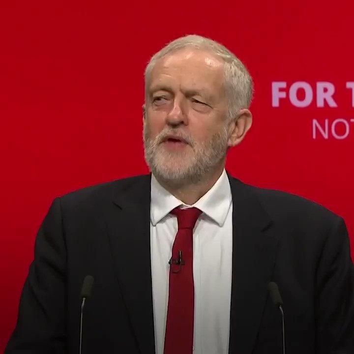 @jeremycorbyn Jeremy Corbyn criticises T...