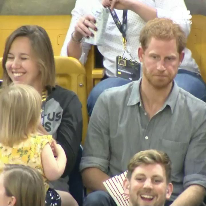 Prince Harry: Watch As A Toddler Was Caught Sneaking