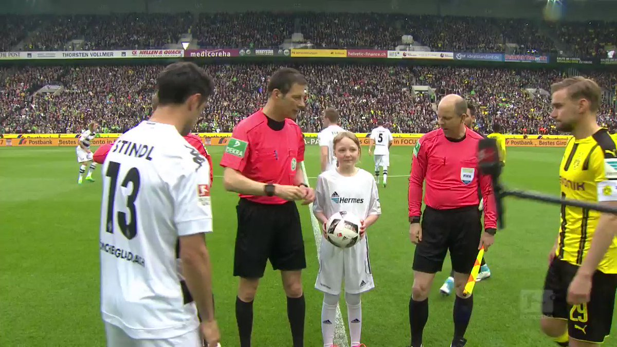 c144dab25 Nobody stops Borussia Dortmund goalkeeper Roman Bürki from doing his  pre-match ritual.