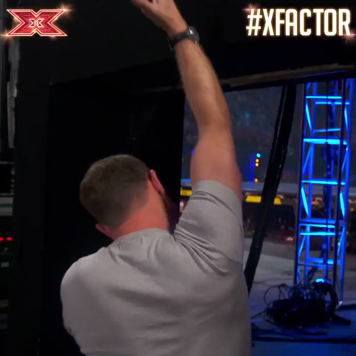 Waking up on a #SundayMorning after a lay in like @radioleary @NicoleScherzy 🙌🙆👏 #XFactor https://t.co/Cl2KKuzdV9