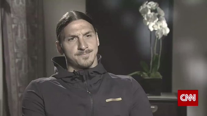 Happy Birthday, Zlatan Ibrahimovic !   Never change...