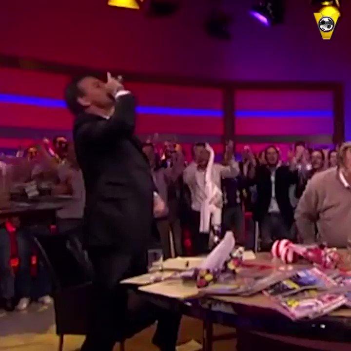 JAAAAAAAAAA! Hij doet het! Wilfred pakt de Zilveren Televizier-Ster