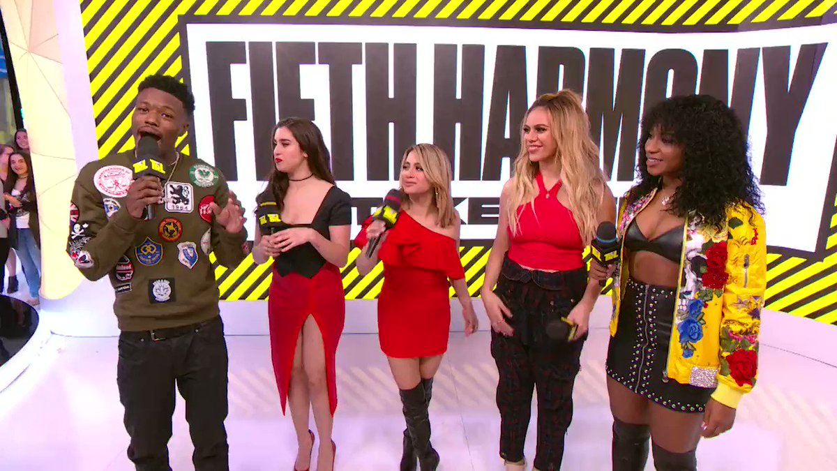 i will be channeling this @fifthharmony...