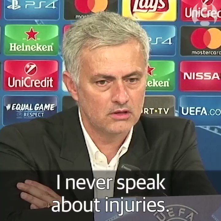 A brief history of José Mourinho and Manchester United injuries https://t.co/le2N3G3ScK https://t.co/bStG1EIRVN