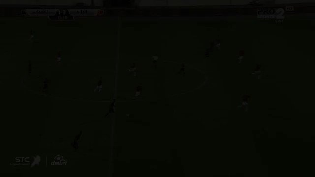 ١٥' الشمراني يضاعف النتيجة للشباب ويسجّل هدفاً ثانياً في مرمى الرائد ٢...