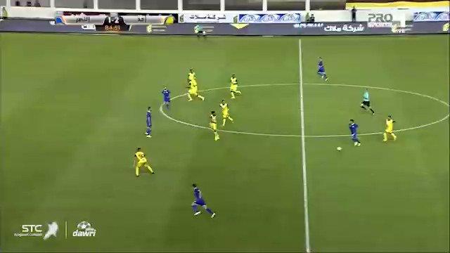 ٨٥' ليوناردو بيريرا يسجّل هدف التعادل لل...