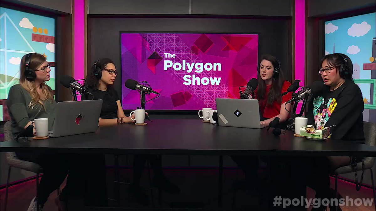 Wherein the #PolygonShow learn what the