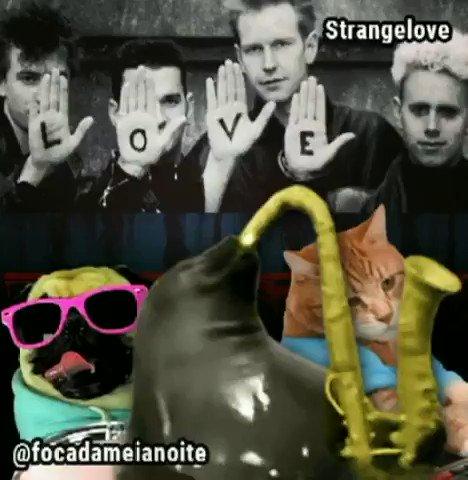 MEIA-NOITE! Strangelove - Depeche Mode h...