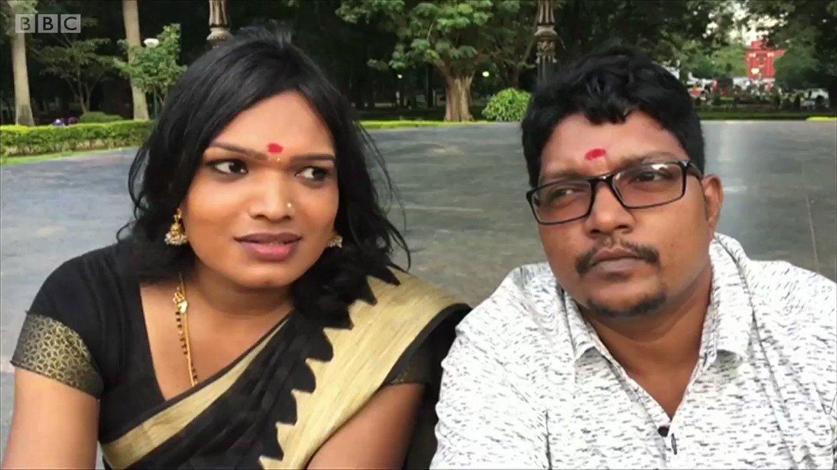 Hindistan'ın cinsiyet değiştirme kliniğinde tanışıp aşık olan ilk trans çifti bbc.in/2z1fTQV