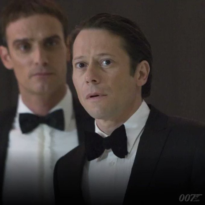 Happy Birthday to Mathieu Amalric, the man who played Dominic Greene in QUANTUM OF SOLACE (2008).