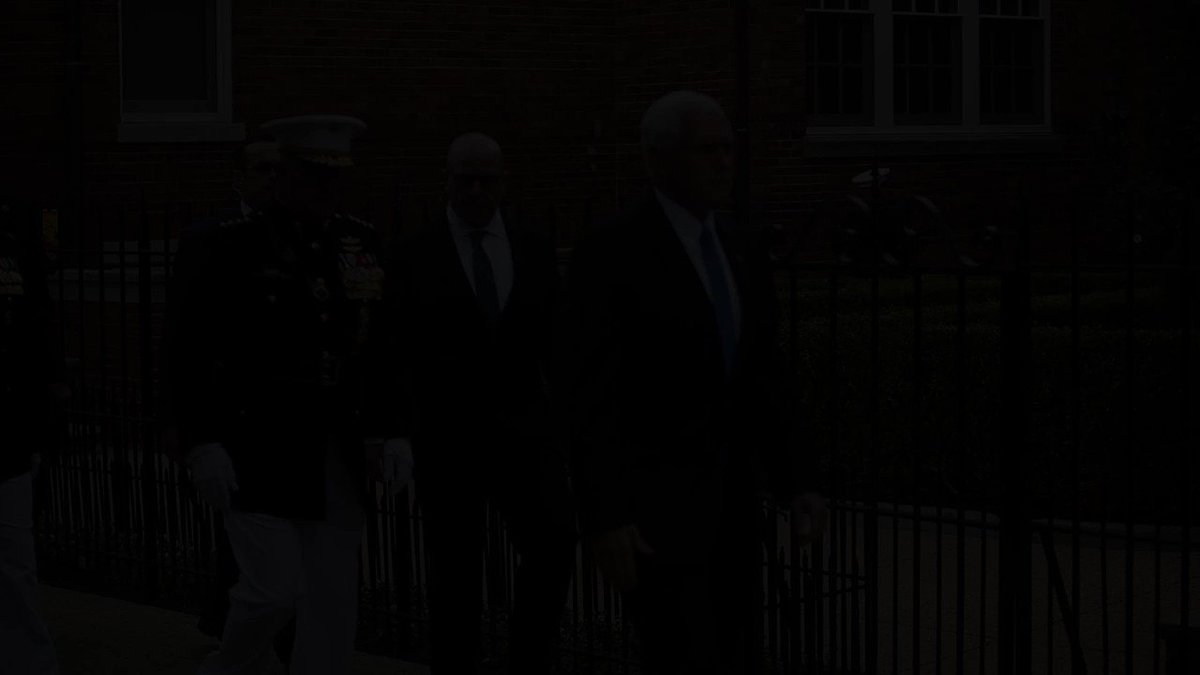 OTD 34 yrs ago the Marine barracks in Beirut, Lebanon was bombed. @VP visited @MBWDC to remember the 241 service members lost.