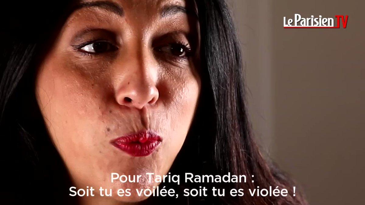 Henda Ayari Porte Plainte Contre Tariq Ramadan Et Continue De