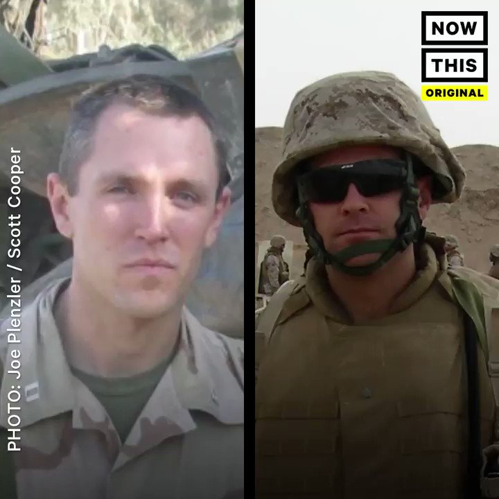 RT @ifuaskmee: THESE MARINES ARE DONE WITH THE NRA! #ThursdayThoughts #MarchForOurLives #MorningJoe  https://t.co/XvLjJF1aZP