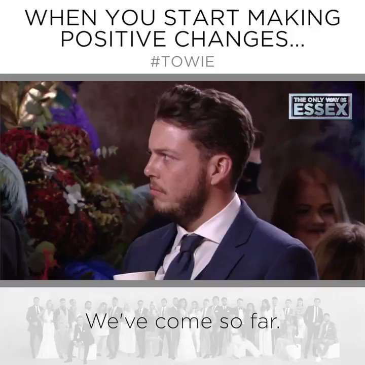 Who would of thought it?! 😂 The boys are officially TTP 😉     #TOWIE https://t.co/ZnUhsG1GsG