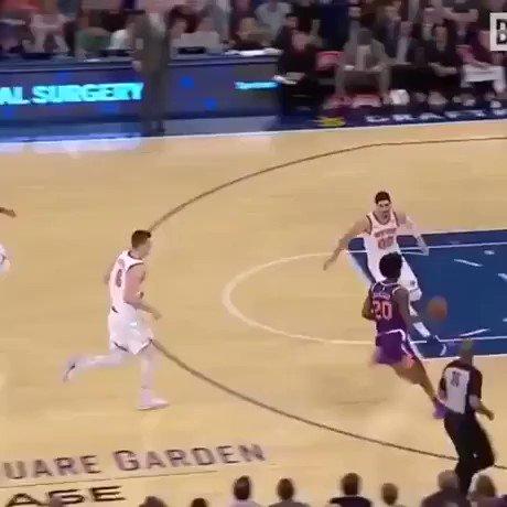 Rick and Morty make their NBA debut   ht...