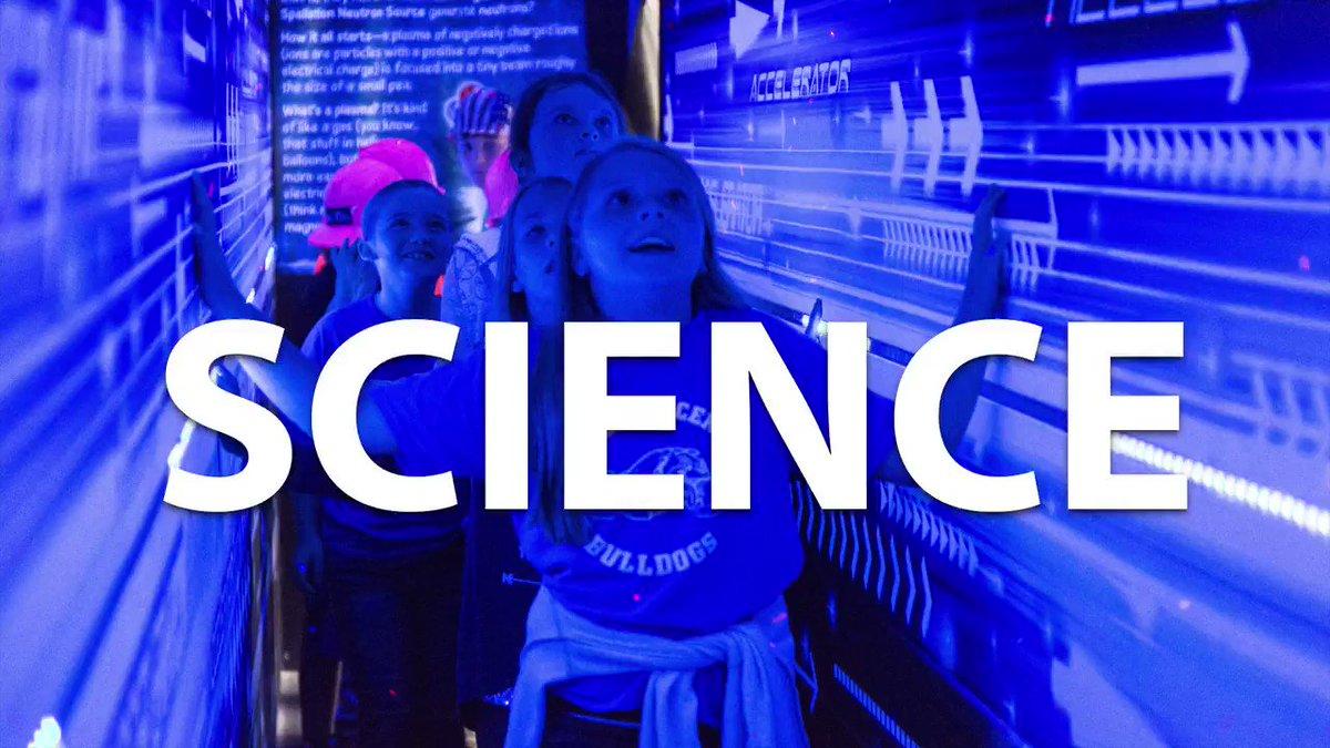 Oak Ridge Lab's photo on #NationalSTEMDay