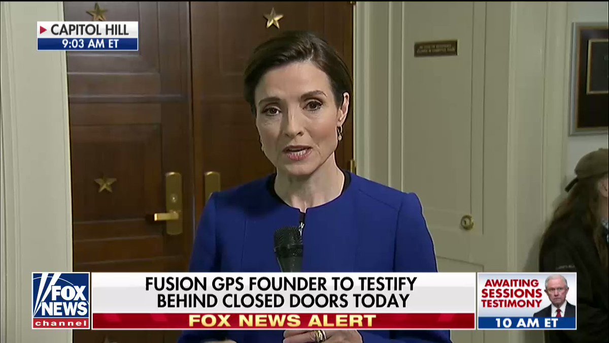 Fusion GPS Founder to Testify Behind Closed Doors Today https://t.co/Oyn36M6Rv3