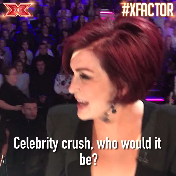 .@MrsSOsbourne's #ManCrushMonday is Tom Hardy! Who's yours? 😍😍😍 #MCM #XFactor https://t.co/b7w6qYV9lz