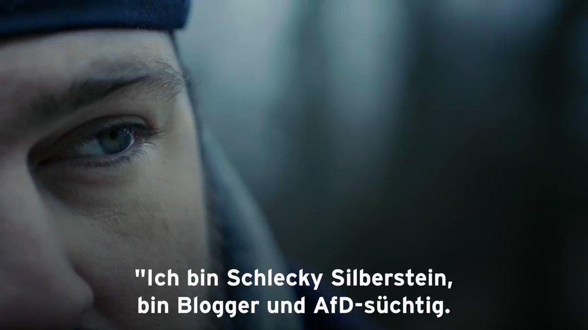 #SchleckySilberstein verdankt dem Internet seine Karriere und würde es trotzdem am liebsten abschaffen. Spurensuche beim @browserballett: