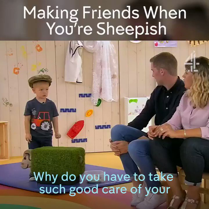 A four-year-old farmer sows the seeds of friendship... #SLO4YO https://t.co/cfuHe4kk4S