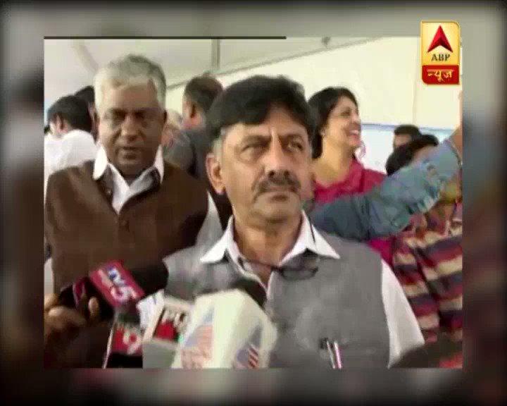 VIDEO: कर्नाटक के ऊर्जा मंत्री को सेल्फी...