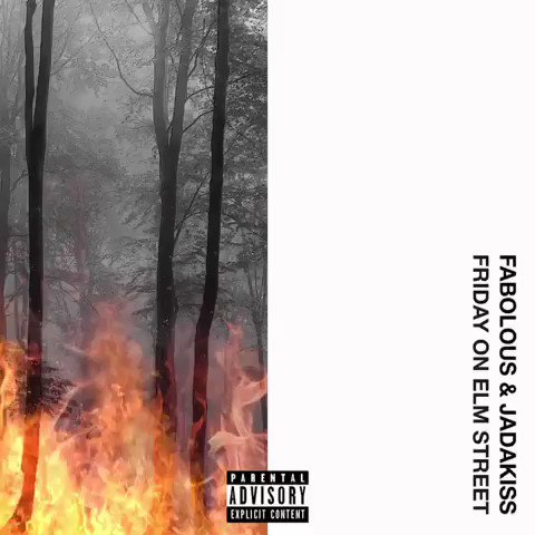 RT @DefJamRecords: Friday on Elm Street dropping Black Friday! @myfabolouslife x @Therealkiss! https://t.co/2vIRgUGCWq
