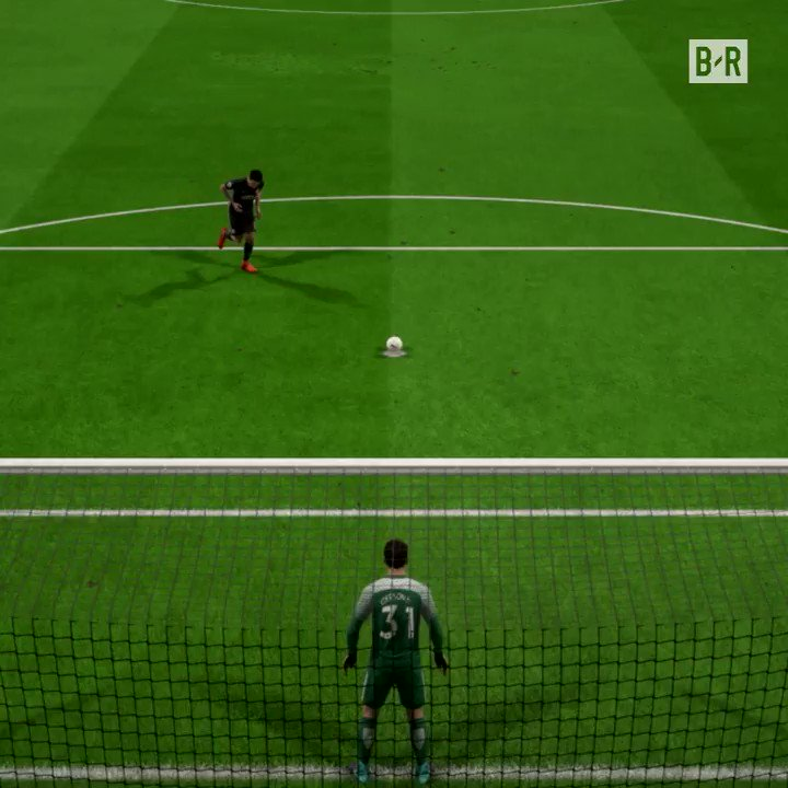 Are #FIFA18's penalties giving you night...
