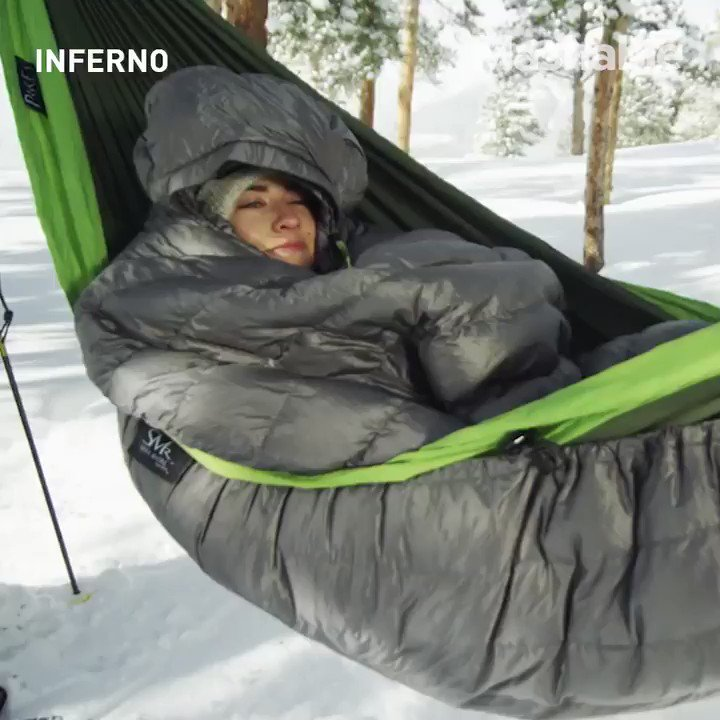 This comfy cocoon could keep you warm this winter