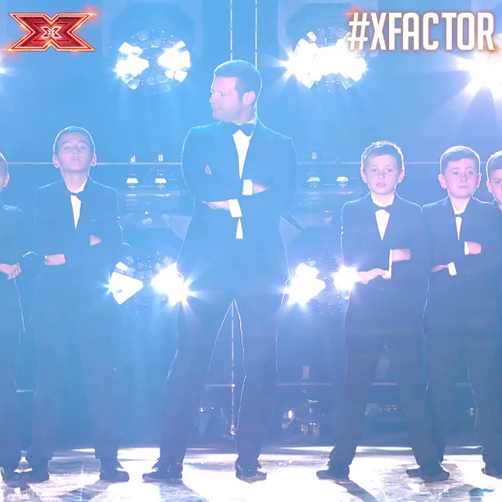Hitting the club with your squad on a #SaturdayNight like @RadioLeary 🕺😎 🕺😎  #SquadGoals #XFactor https://t.co/clcWxZurFm