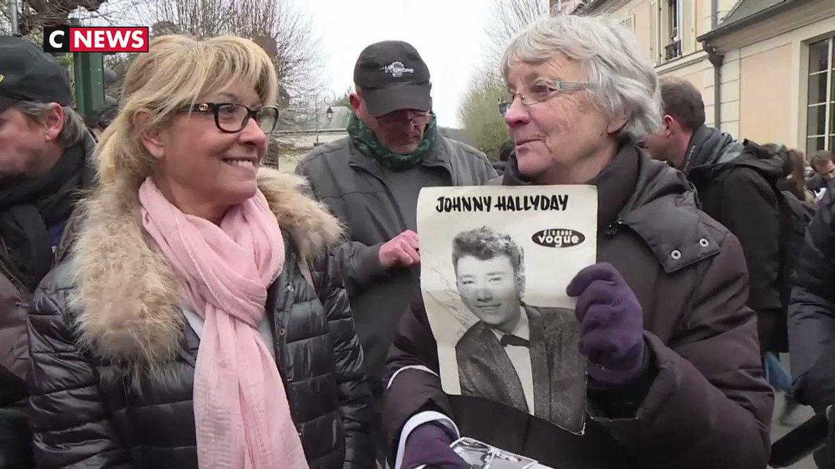 Un hommage national est prévu pour #JohnnyHallyday ce samedi ; les détails ⬇️