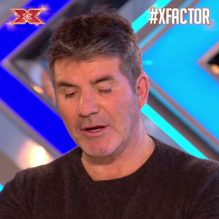 Us too @SimonCowell... us too! 💭 💭 💭 #ThursdayThoughts #XFactor https://t.co/866WmFsgVb