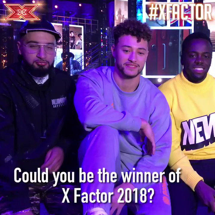Could you be the winner of the #XFactor 2018? Listen to @RakSuMusic and apply NOW via WhatsApp 🎤📲 ⭐️ https://t.co/V94FSWbge7
