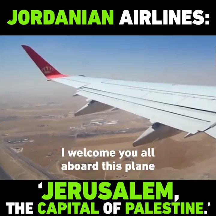 #DünyaDuysun  Ürdünlü pillottan, Filisti...