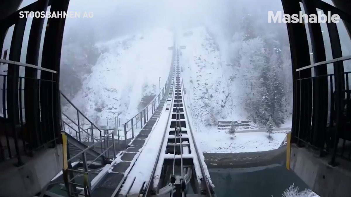 This rail line will make your stomach drop