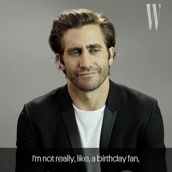 Happy birthday, Jake Gyllenhaal!