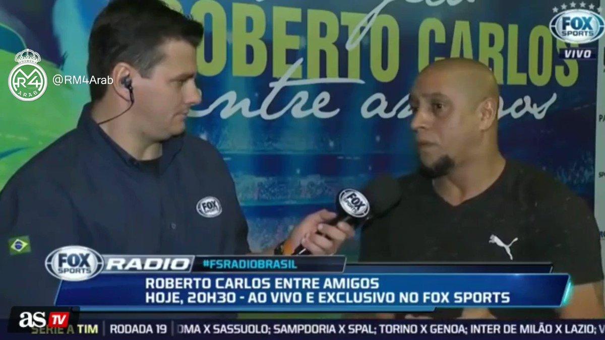 RT @RM4Arab_Videos: روبيرتو كارلوس يشرح الفرق بين كريستيانو رونالدو و ميسي https://t.co/KECwyAF1Xo