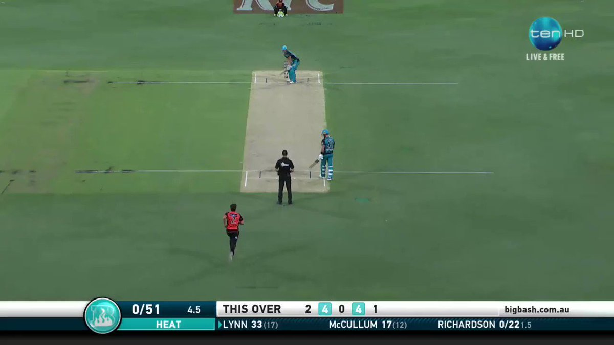 RT @BBL: The King of the Six! This is Chris Lynn's 100th six in the BBL. #BBL07 https://t.co/k2LvFQ3xQt