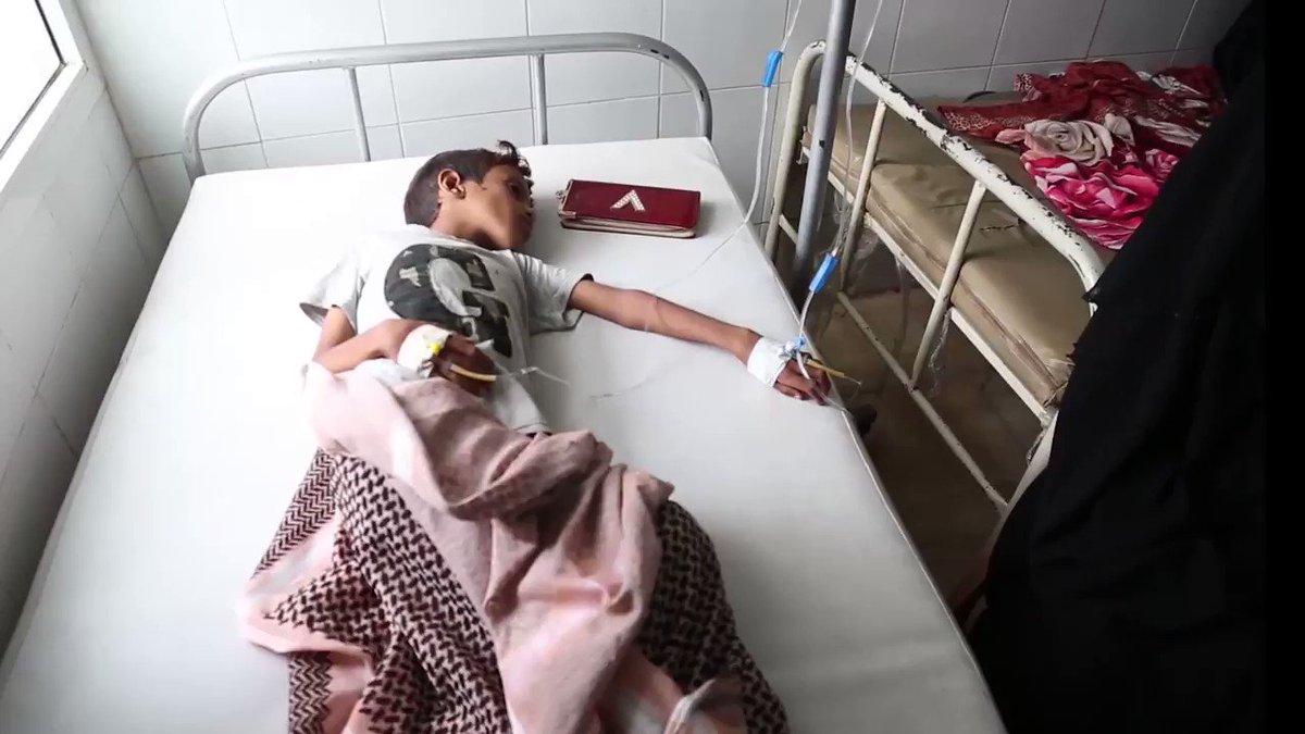 El 75% de la población de #Yemen necesita ayuda urgente. Esta guerra debe parar ya https://t.co/DQUG6DKLmU