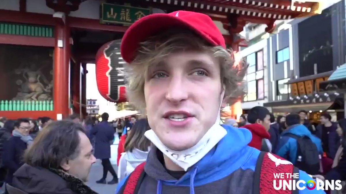 Turns out, Logan Paul's trip to Japan wa...