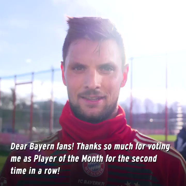 RT @FCBayernEN: 👏 Introducing your #FCBayern December Player of the Month, Sven #Ulreich! 😊   #MiaSanMia https://t.co/MH4LWt5Jjp