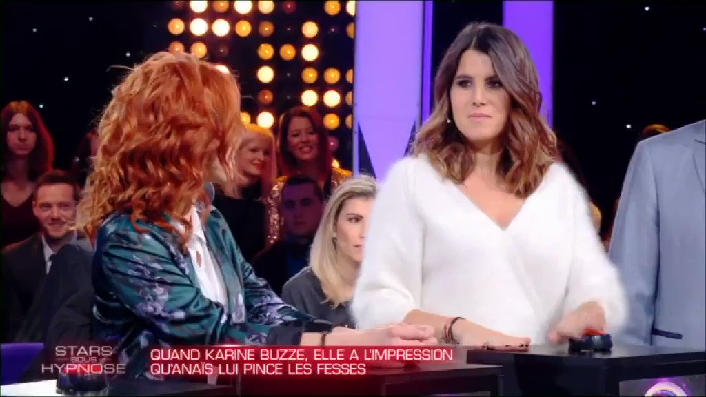 RT @SSH_TF1: Faut pas l'énerver notre @KarineFerri 😂😂  #StarsSousHypnose @anaisdelvaoff https://t.co/8a7bbUVmkh