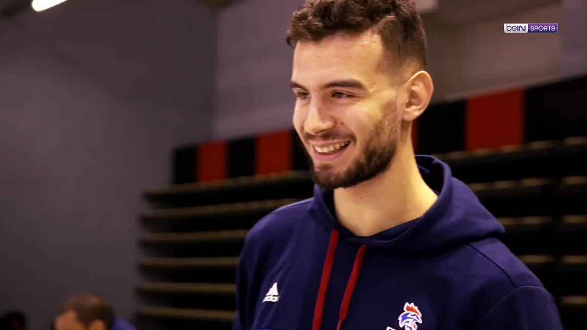 🤾♂️🇫🇷 Equipe de France de Handball : Nedim Remili, l'interview flash ⚡️ #HandAction https://t.co/rIPwcW9GjH