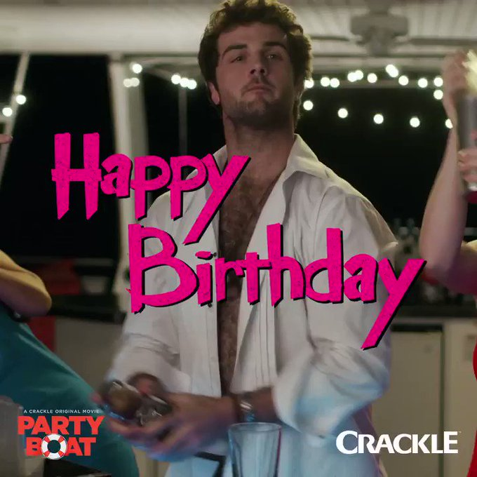 Cheers to you,  Happy Birthday!