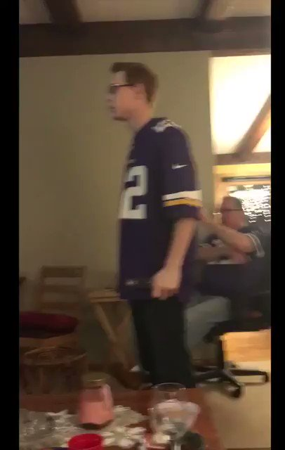 Vikings fans went through all of the emo...