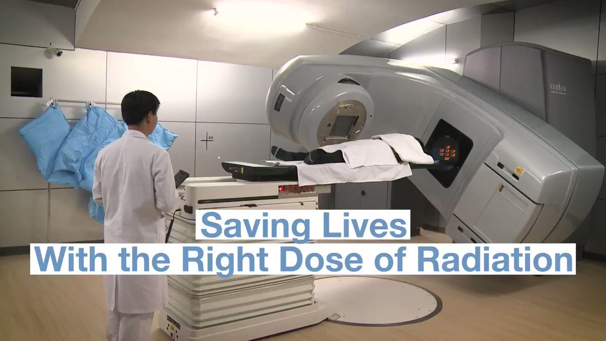 Radiation can kill cancer cells, but how much is too much? What about too little? Learn how physicists do it and why it matters. 👩⚕️👨🏽⚕️