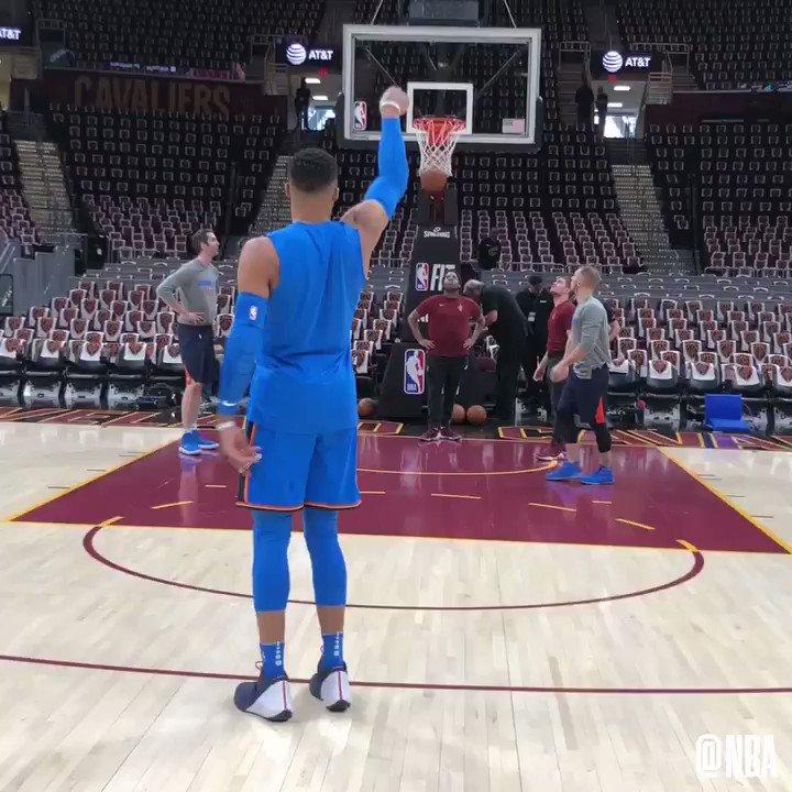 NBA's photo on Westbrook