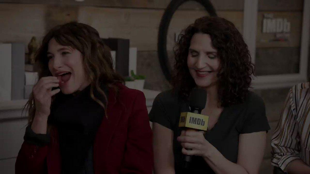 RT @IMDb: Kathryn Hahn wants a #StepBrothers sequel. 👍👍👬 #IMDbStudio #Sundance https://t.co/yHEVLWX7j2